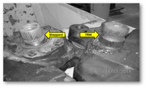 Output Shaft Cores